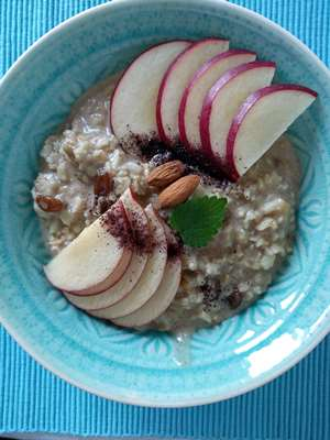 No Grain - Pastinaken-Porridge
